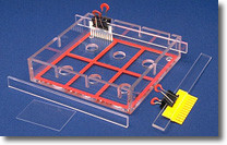Multiple Gel Casting Platform